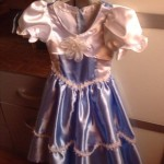 <b>Costume de princesse type Cendrillon</b> <br />